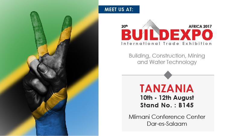 Buildexpo Tanzania 2017