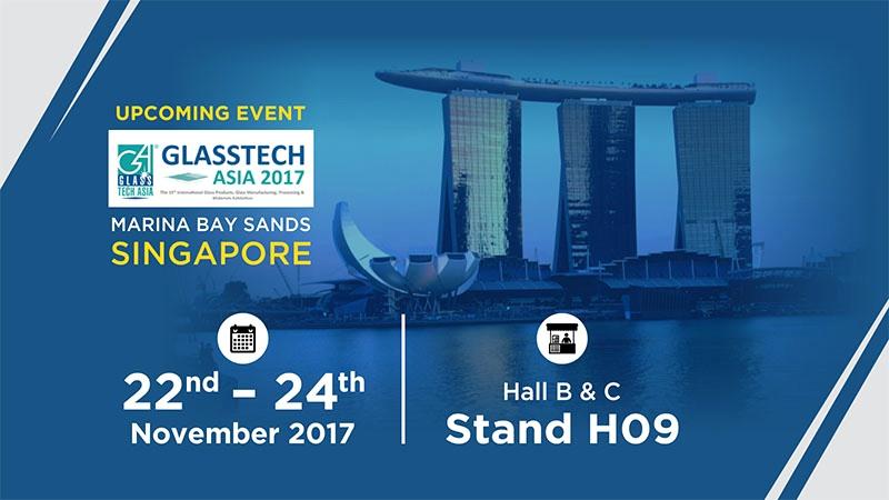 Glasstech Asia, Singapore
