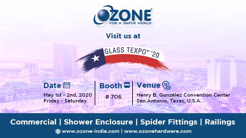 Ozone at Glass TEXpo™ 2020