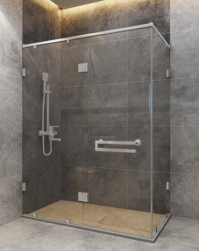 Shower Glass Hardware