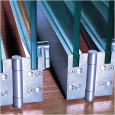 GLASS PARTITION SYSTEM M