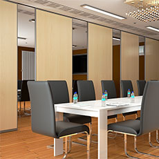 Movable Acoustic Wall Partition Systems