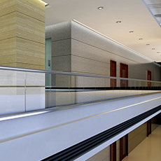 Clear Line Railing System