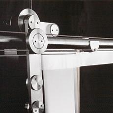 Synchronised Sliding Door System- 333