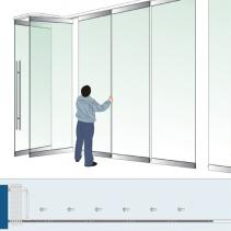OMPS-B Glass Parking System