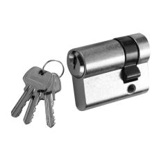 Defend - Half Cylinder with 5 Brass Normal Keys