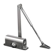 Rack and Pinion Door Closer with Selectable closing force EN 1-2
