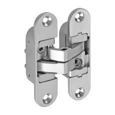 Triple Adjustable Wooden Door Hinge