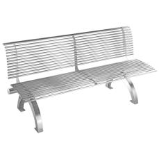 4 Seater Tubular Bench