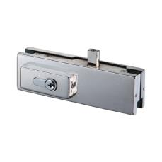 Corner Patch Lock with Sleek Bolt