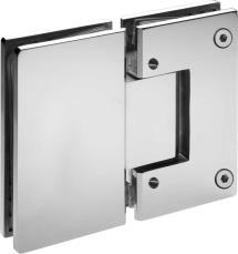 Adjustable Glass to Glass Hinge 180°