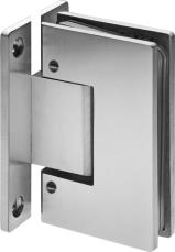Adjustable Hinge with H-Plate