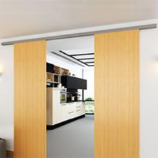 Magnetic Sliding Door System