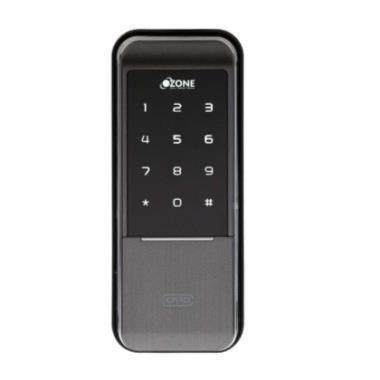 RFID Card Digital Lock with Mechanical Key Access