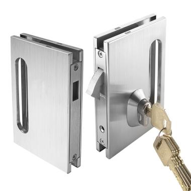 Sliding Door Lock With Claw Type Dead Bolt Amp Strike Box