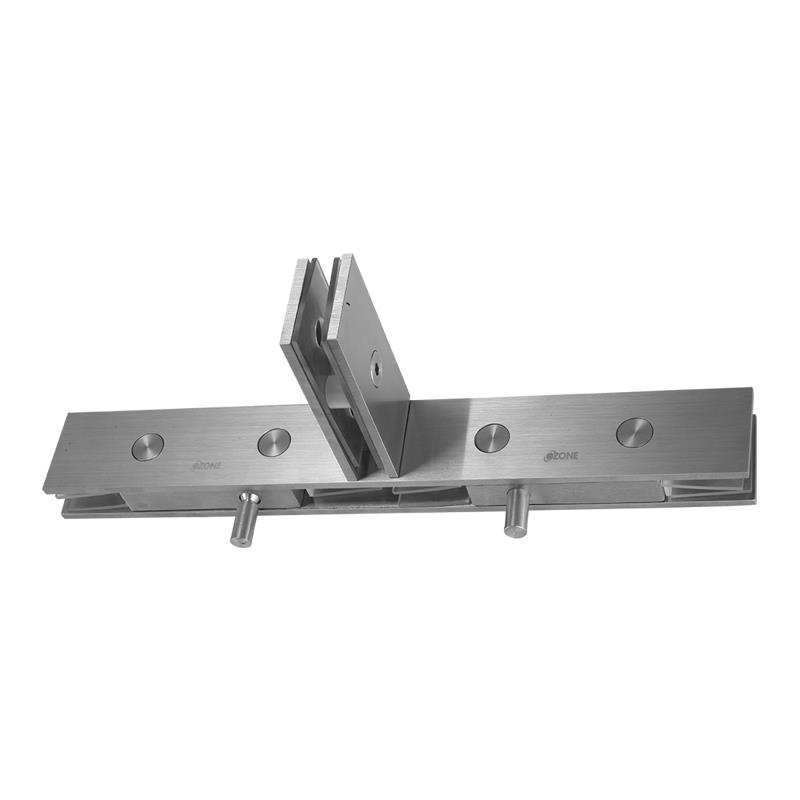 Double Pivot Patch for Back to Back Door with Fin