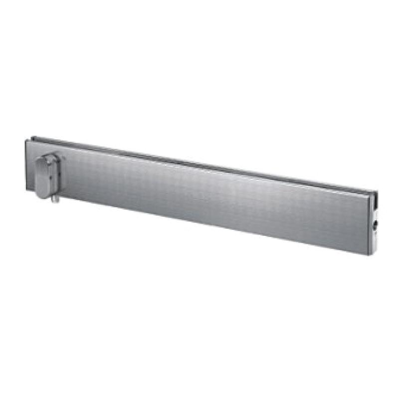 Lower door strip (surface bolt jack)