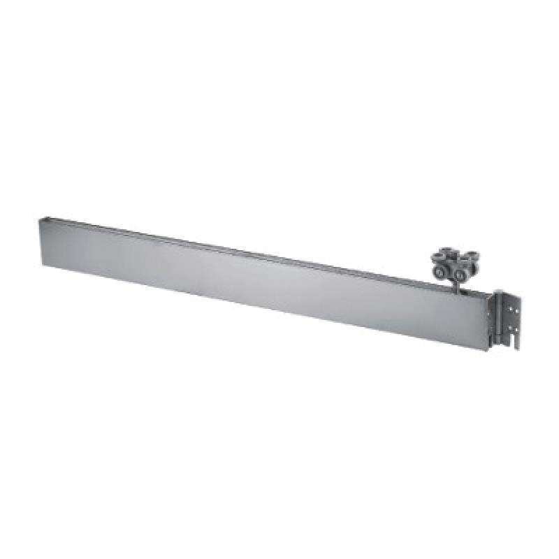 Upper door strip (one-slide roller)