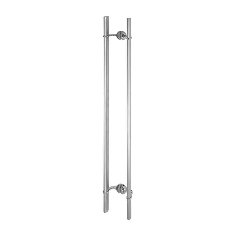 Glass Door Handle Hole to Hole Adjustable