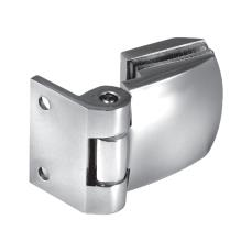 Wall to Glass Hinge for 6mm/8mm Glass