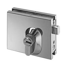 Corner Lock with Euro Cylinder